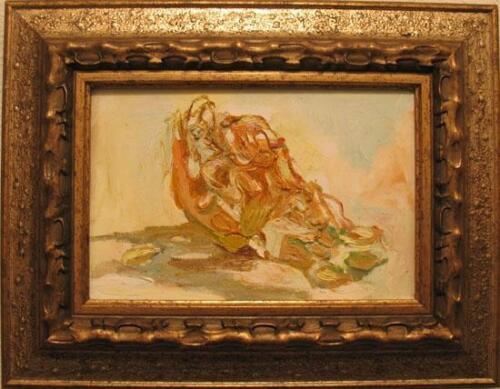 Карета золушки,20Х30,2010,1156