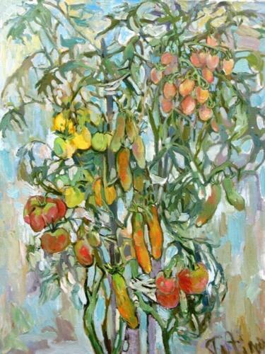 Киевские каникулы.Помидорное дерево,2005,1153