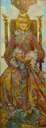 Королева 150x170, 2010 (1)
