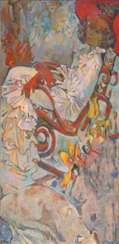 Кресло-качалка,140Х60,1994,1018