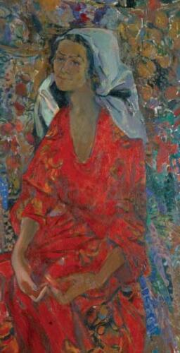 Мама,164Х60,1995,1020