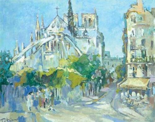 Notre-Dame de Paris, 75Х94
