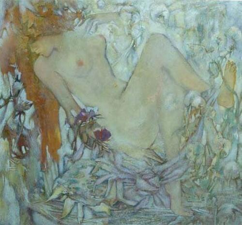 Она,90Х85,2001,1072