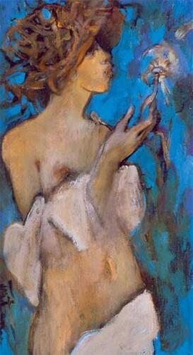 Румба-blue,70Х38,1999,1056