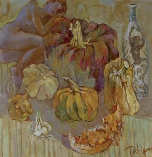 Тыквы,83Х83,2002,1112t