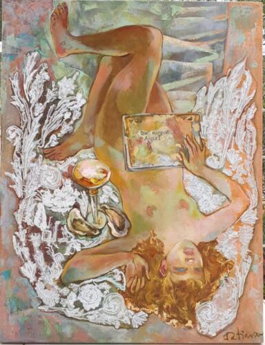 Что едят ангелы, 116х89